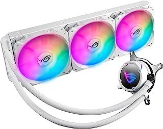 ASUS ROG Strix LC 360 RGB All-In-One Liquid CPU Cooler, White