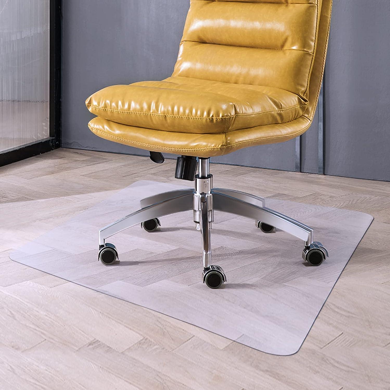 "ROSMARUS Chair Mat Wholesale New life for Hardwood Floor 47"" x F Hard"