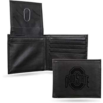 Ohio State Buckeyes NCAA Rico Industries  Laser Engraved Front Pocket Wallet
