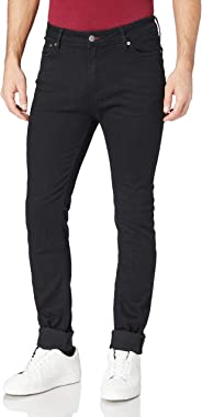 Teddy Smith Flash Skinny Comfort Used Jeans Homme