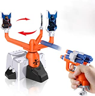 LOVIS Shooting Digital Target for Nerf Guns Blaster N-Strike Elite Infinus Mega Rival Series Best Present for Kids