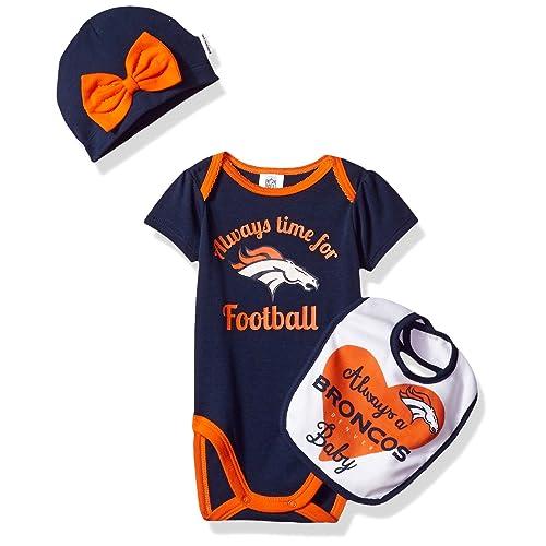 Baby Denver Broncos Apparel Amazon Com