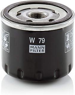Oryginalny filtr oleju Mann-FILTER W 79 – do samochodów osobowych