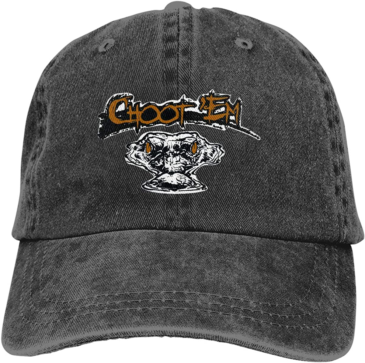 Swamp People Choot'em Baseball Caps Trucker Unisex H Challenge the lowest price of Japan Vintage Dad Cheap mail order specialty store