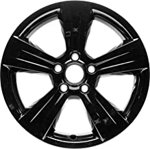 Partsynergy Replacement For New Aluminum Alloy Wheel Rim 17 Inch Fits 2015-2017 Jeep Patriot 5-114.3mm 5 Spokes