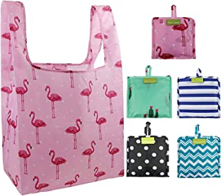 pretty reusable shopping bags
