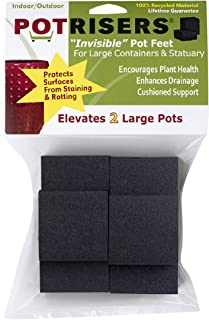 Potrisers (6) Pack of Larger Risers (supports 2 medium to larger pots or statuary)
