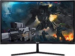 "Acer EI272UR Pbmiiipx 27"" 1500R Curved WQHD (2560 x 1440) VA Gaming Monitor with AMD Radeon FreeSync2 HDR Technology, 144H..."