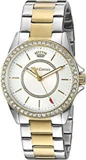 Juicy Couture Casual Watch For Women Analog Stainless Steel - 1901411