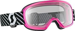 Scott Buzz MX Kinder Goggle Cross/MTB Brille pink/klar