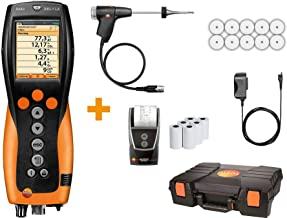 Testo 330-1 LX KIT 2 - Commercial/Light Industrial Combustion Analyzer Kit (0563 3371 75)