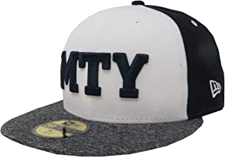 New Era 59Fifty Hat Rayados De Monterrey Liga MX Official Fitted Shadow vize Cap