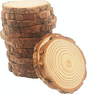 6 inch wood discs
