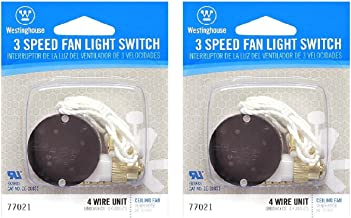 Angelo Brothers 77021 3-Speed Fan Switch (Pack of 2)