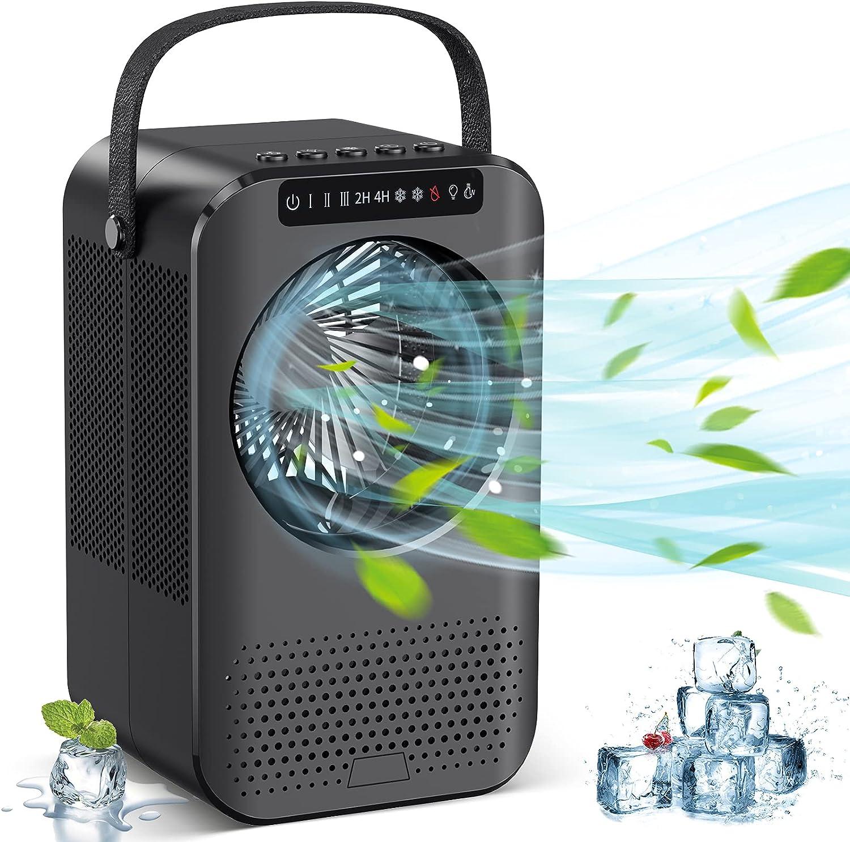 Portable Air Conditioner Fan Personal Easy-to-use Mini Evaporat Popular Cooler