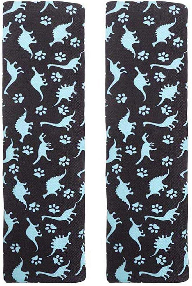 61 opinioni per Kuou 2 cuscinetti per cintura di sicurezza con dinosauro, per cintura di