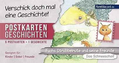 Fuchs Strubbelrute und seine Freunde 04 - Das Schneeschaf: Postkartengeschichten