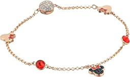 Remix Collection Minnie Strand Charm Bracelet