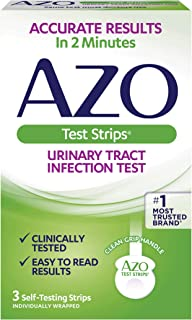 Best uti test strips azo Reviews