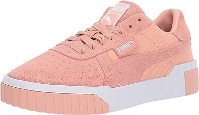 PUMA Baskets Cali pour femme : Amazon.fr: Chaussures et Sacs