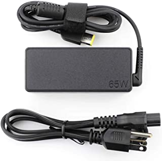 For Lenovo ThinkPad 65W Laptop AC Adapter Charger 0A36258 (Slim Tip) 20V 3.25A