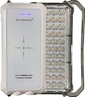 ランタン LEDランタン キャンプライト 20000mAh大容量 高輝度昼光色 昼白色 暖色 3色切替 12段階調光 充電式 輝度記憶 防災 アウトドア PSE取得済