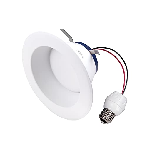 Cree TW Series 6 in. 65W Equivalent Soft White (2700K) LED Retrofit Recessed