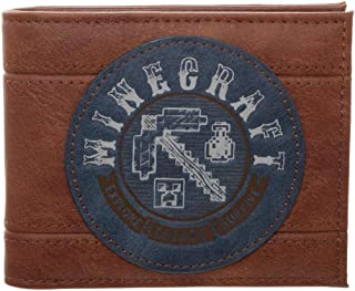 Minecraft Wallet Gift for Gamers Minecraft Accessory - Video Game Wallet Minecraft Gift