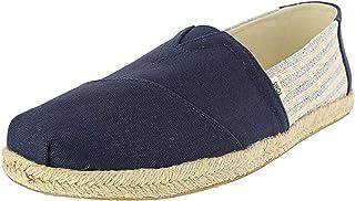 Toms Ivy League Stripes Classics, Men's Fashion Casual Slip On Shoes