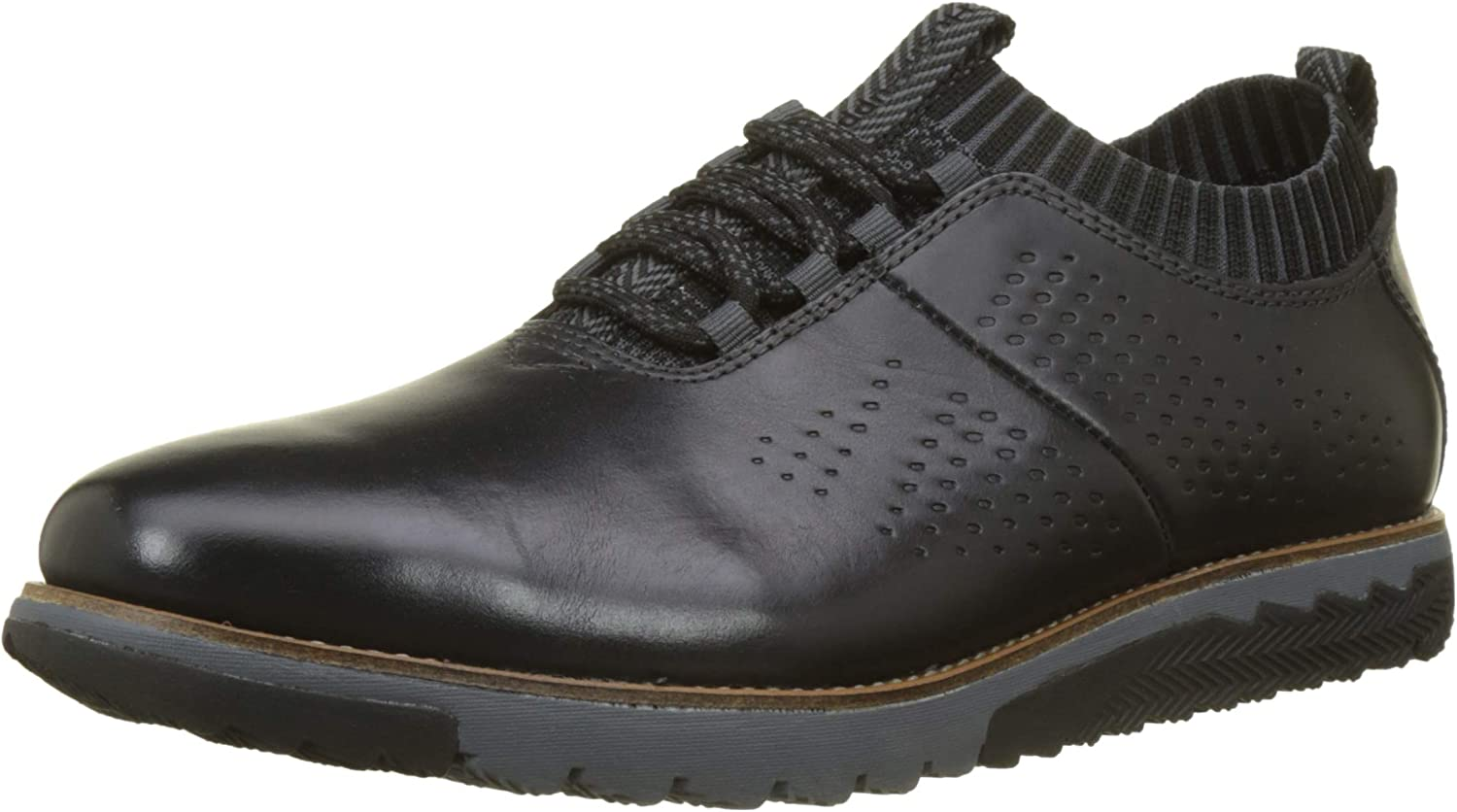 Hush Puppies Exp Knit Oxford, Men's Low-Top Trainers