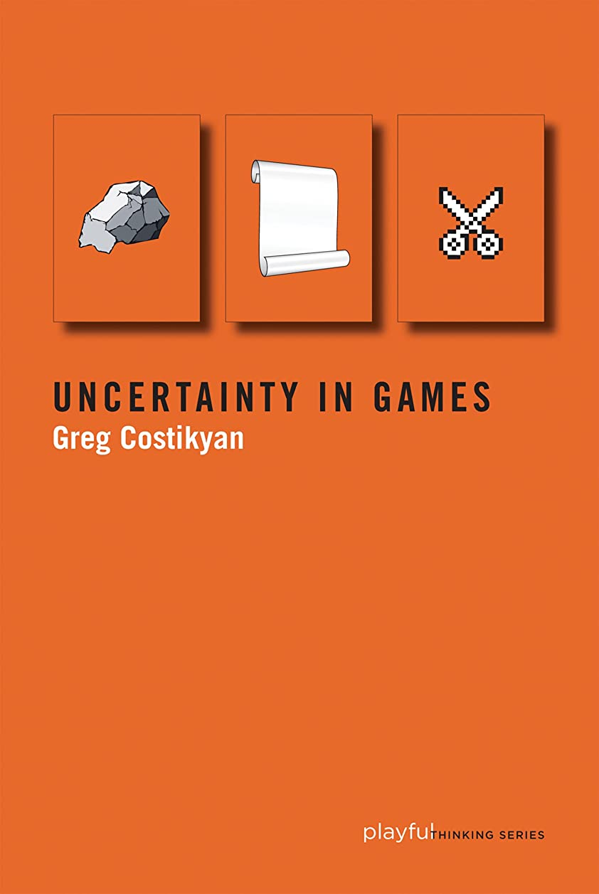 前提条件援助読み書きのできないUncertainty in Games (Playful Thinking) (English Edition)
