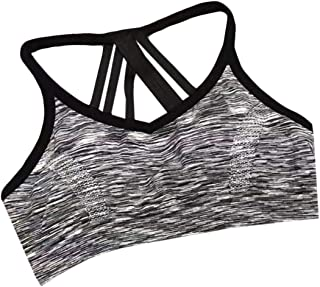 Women Support Activewear High Impact Workout Breathable Fitness Sports Bra