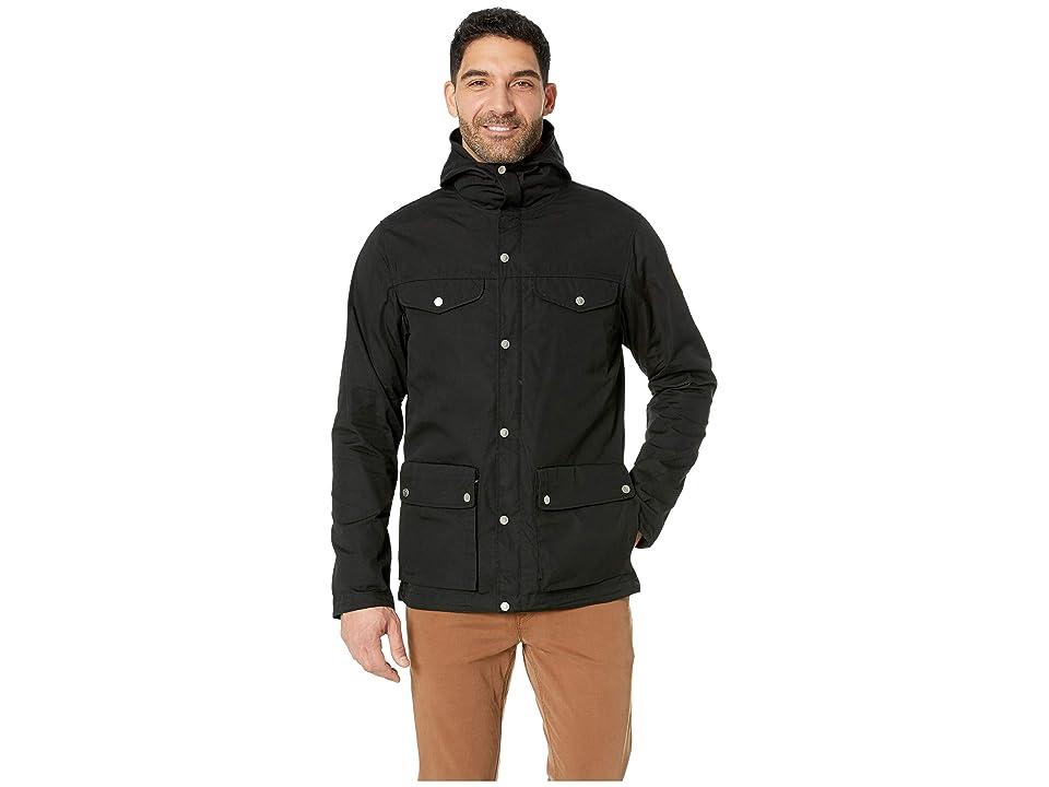 Fjallraven Greenland Jacket (Black) Men