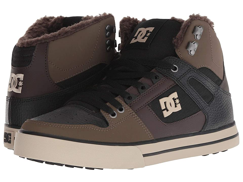 DC Pure High-Top WC WNT (Olive) Men