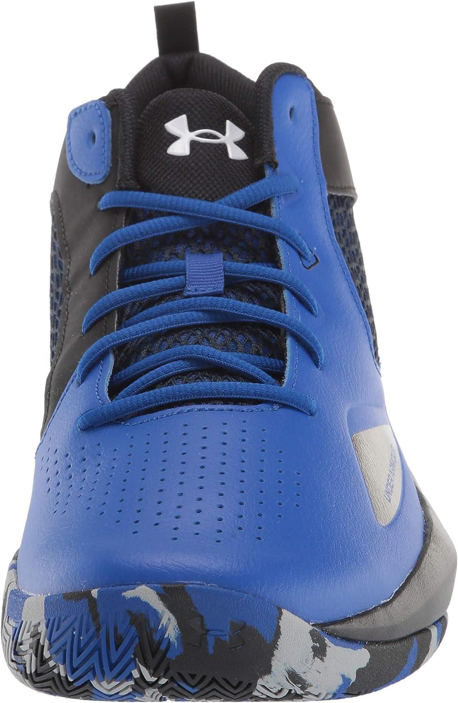 Under Armour Lockdown 5 Zapatillas de Baloncesto Unisex Adulto