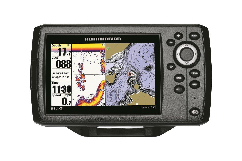 Humminbird Helix 5 Chirp GPS G2 Echolot (83/200 KHz) Portabel Juego de 2: Amazon.es: Deportes y aire libre