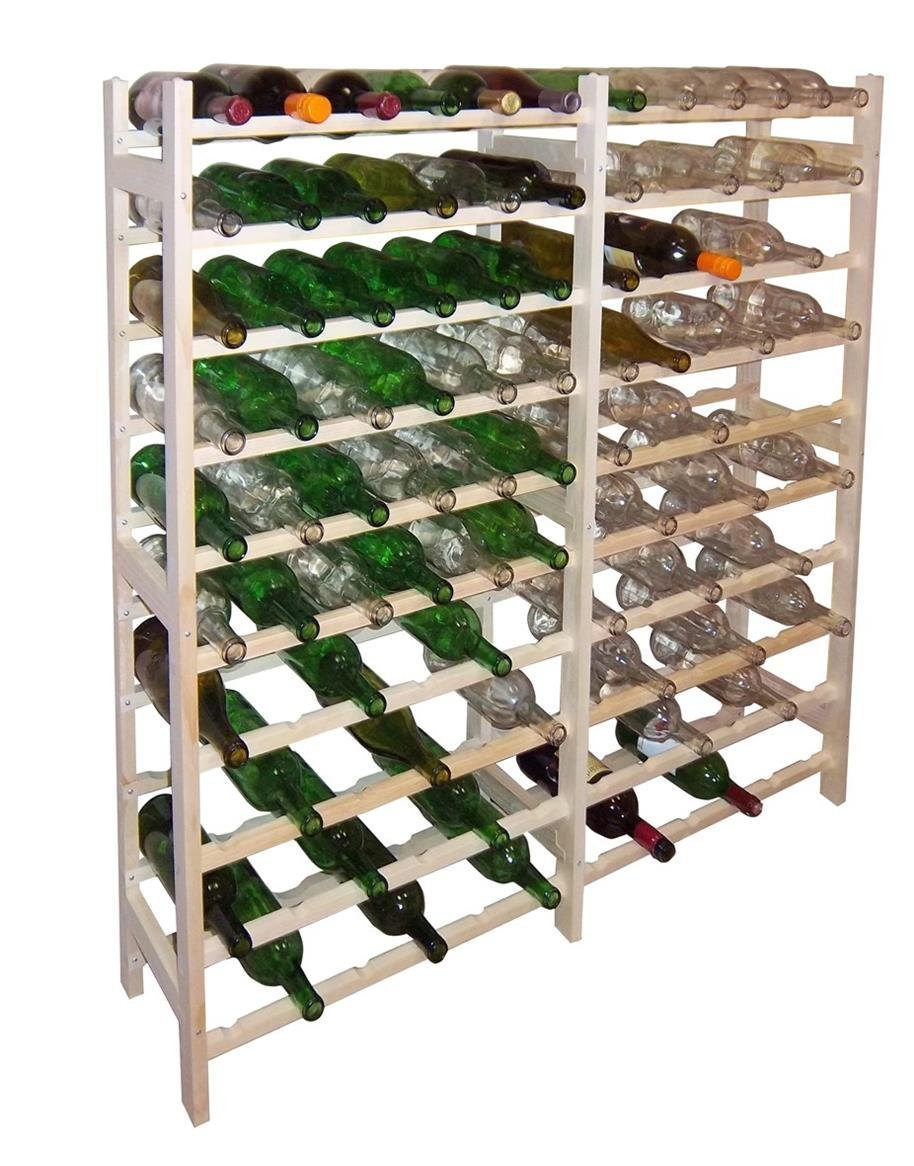 Home-App Vinland 120 Bottle Wine Rack 12 by wide high S Bombing free shipping 10 Popular brand Home