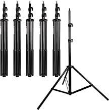 Light Stands Pack of 6 All Metal Locking Collars 7ft 6in Steve Kaeser Photographic Lighting Since 1989