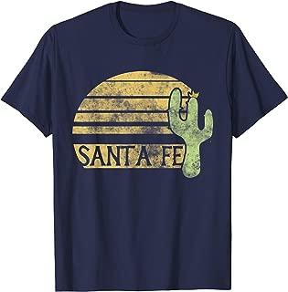 Santa Fe t-shirt Vintage Desert New Mexico tshirt