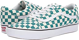 (Checker) Quetzal/True White