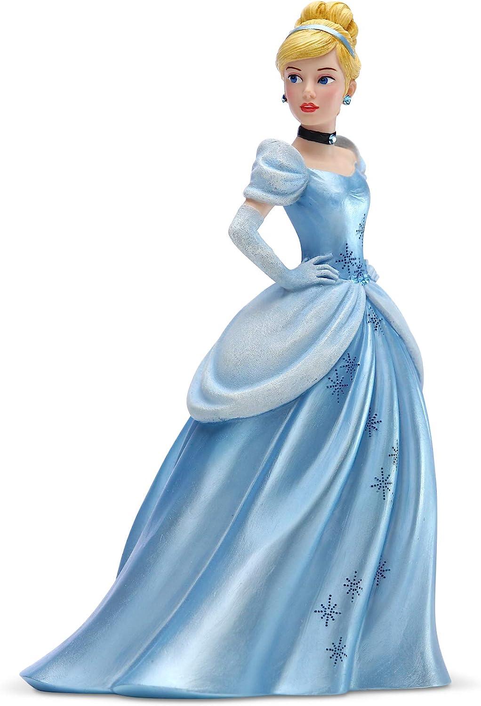 Enesco Disney Showcase Couture de Force Cinderella Figurine, 8.27 Inch, Multicolor