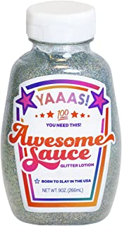 awesome sauce glitter lotion