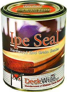 Best ipe end grain sealer Reviews
