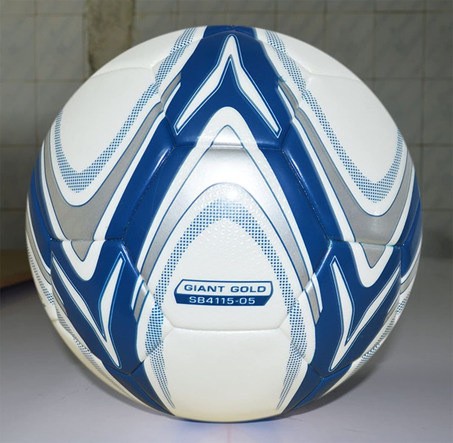 Soccer Ball Size 5 The Official Size and Weight of The World Cup Can Be Used Indoors and Outdoors Waterproof and Wear Resistant, Elastic and Kick Resistant