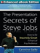 Best presentation secrets of steve jobs enhanced ebook Reviews