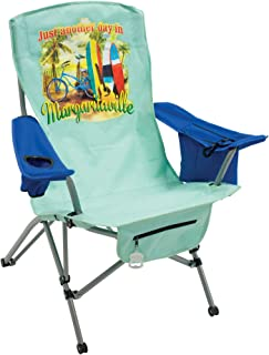 Margaritaville Outdoor Suspension Folding Chair - Just Another Day in Paradise
