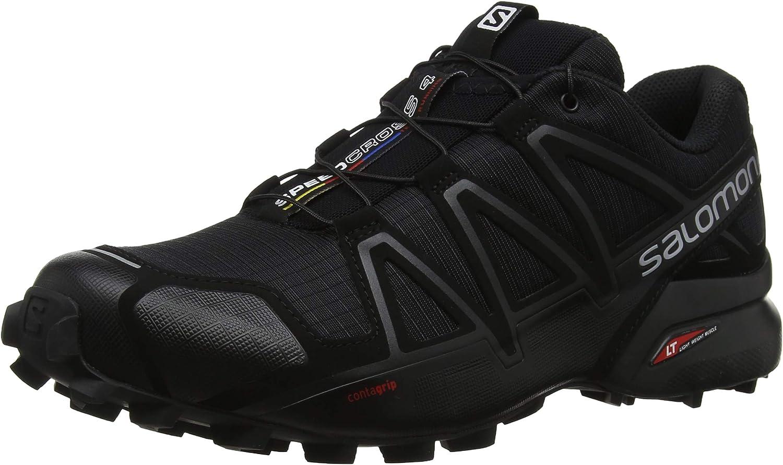 New item Salomon Popular standard Men's Speedcross 4 Running Shoes Trail