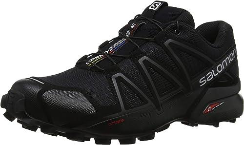 SALOMON Homme Speedcross 4 Chaussures de Course à Pied Et Randonnée