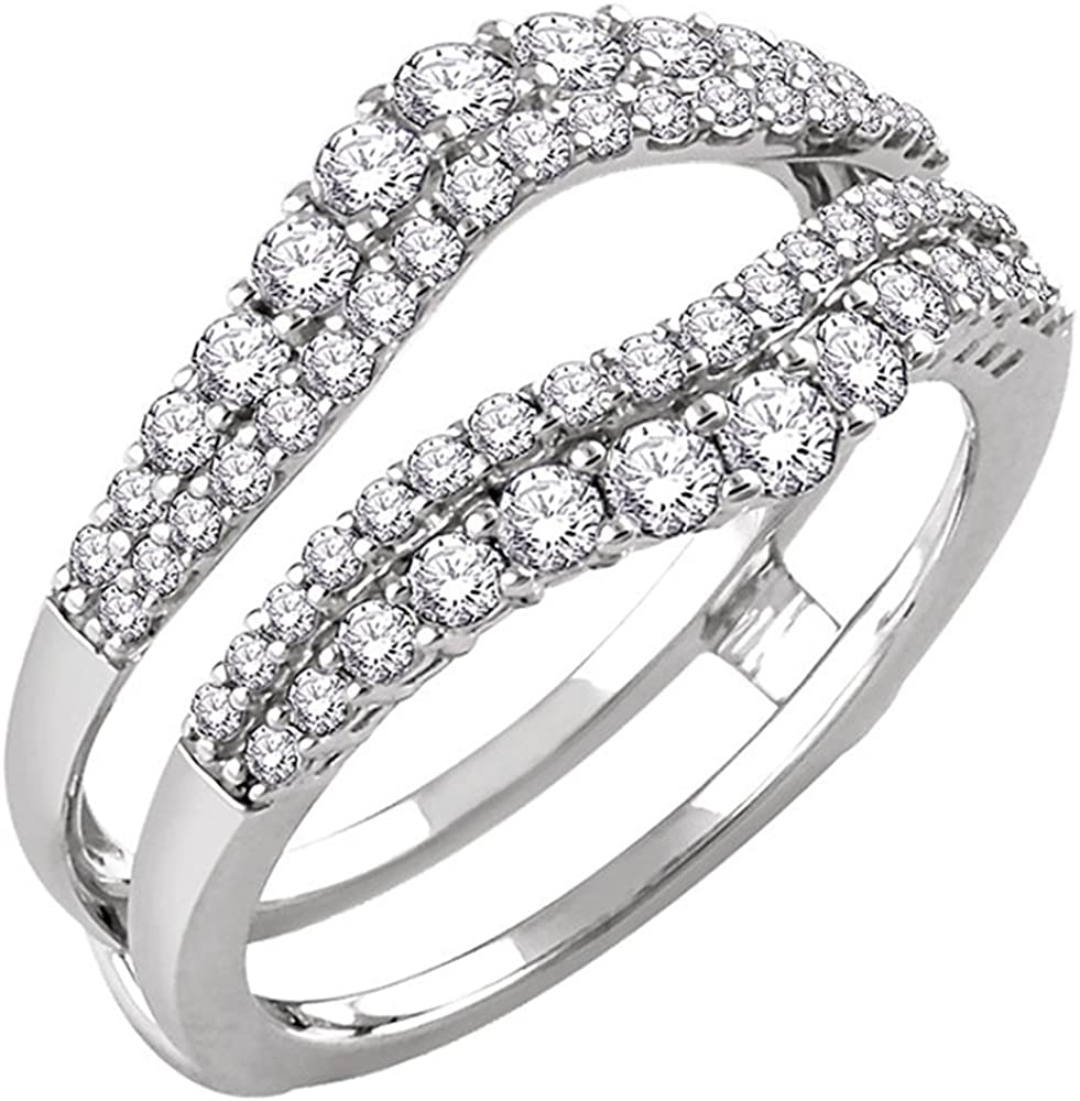 Super beauty product restock quality top! Star Retail Solitaire Trust Enhancer Round Diamonds 1.00ct Simulated R