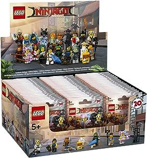 71019 The LEGO Ninjago Movie (Box of 60) 6175016'